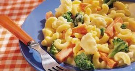 Oleev Vegetable Macaroni