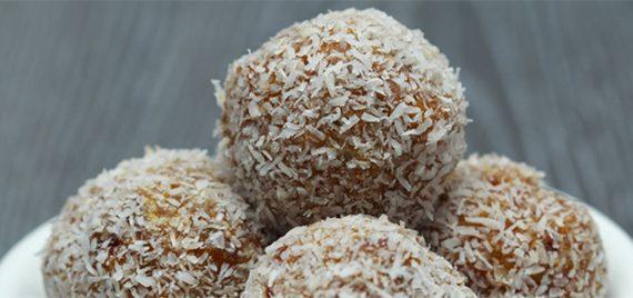 Chocolate Coconut Almond Balls