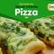 Oleev SPinach Artichoke Pizza